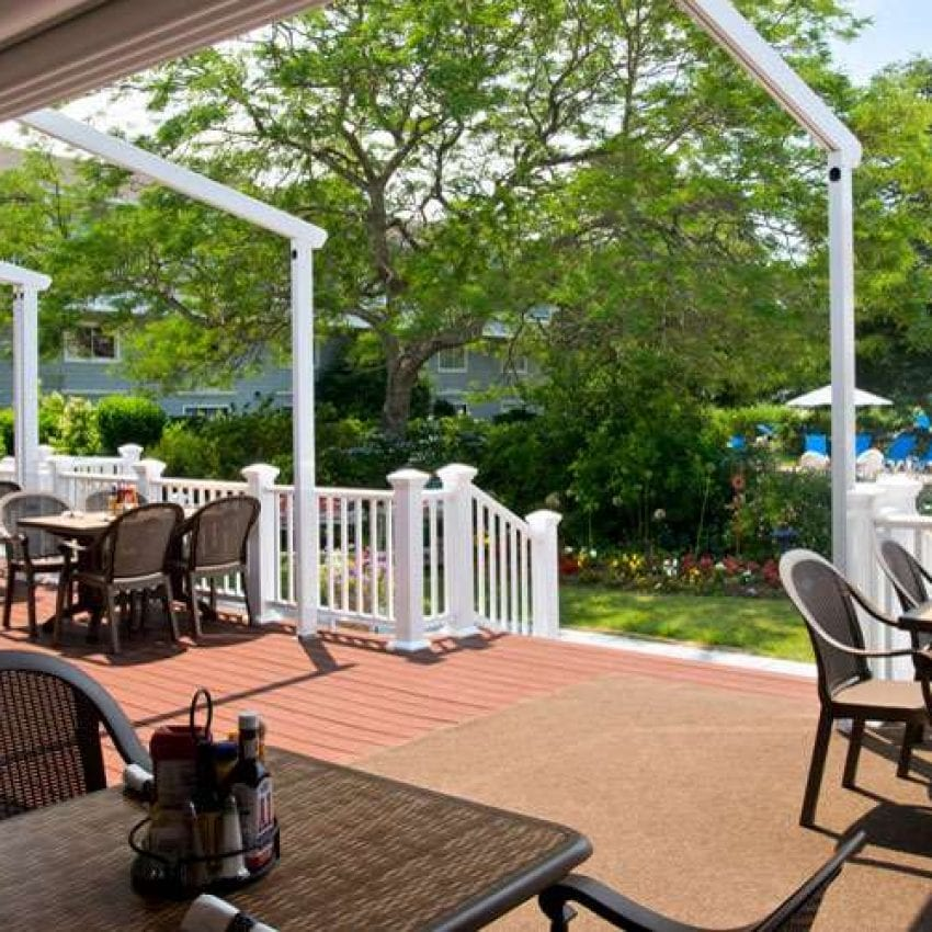 Cape Codder Resort & Spa Hyannis MA
