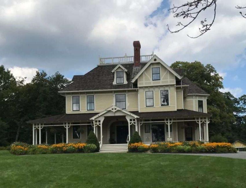 Daniel Webster Estate Marshfield MA