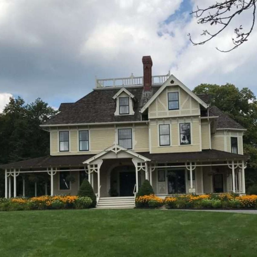 Daniel Webster Estate Marshfield MA