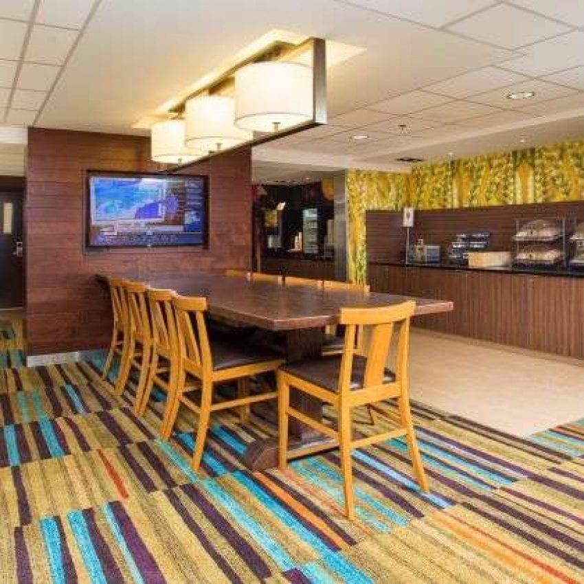 Fairfield Inn & Suites Raynham Middleboro Plymouth