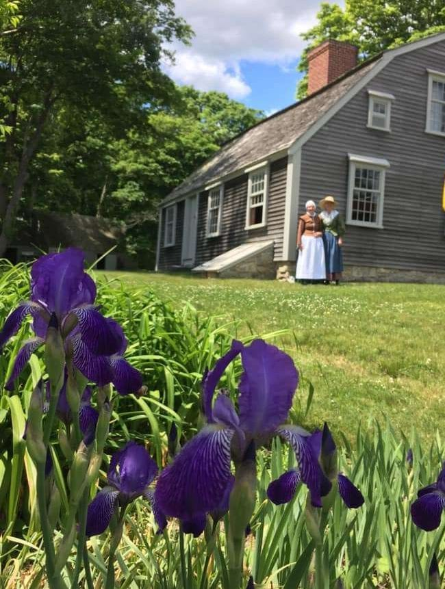 Harlow Old Fort House 1677 Plymouth MA