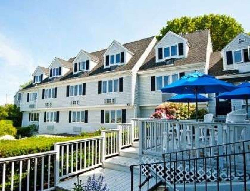 Inn at Scituate Harbor MA