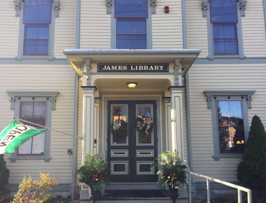 James Library & Center for the Arts Norwell MA
