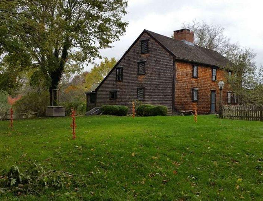 Jones River Village Historical Society