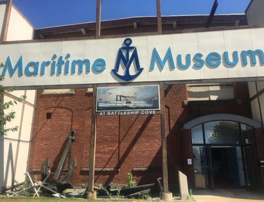 Maritime Museum at Battleship Cove