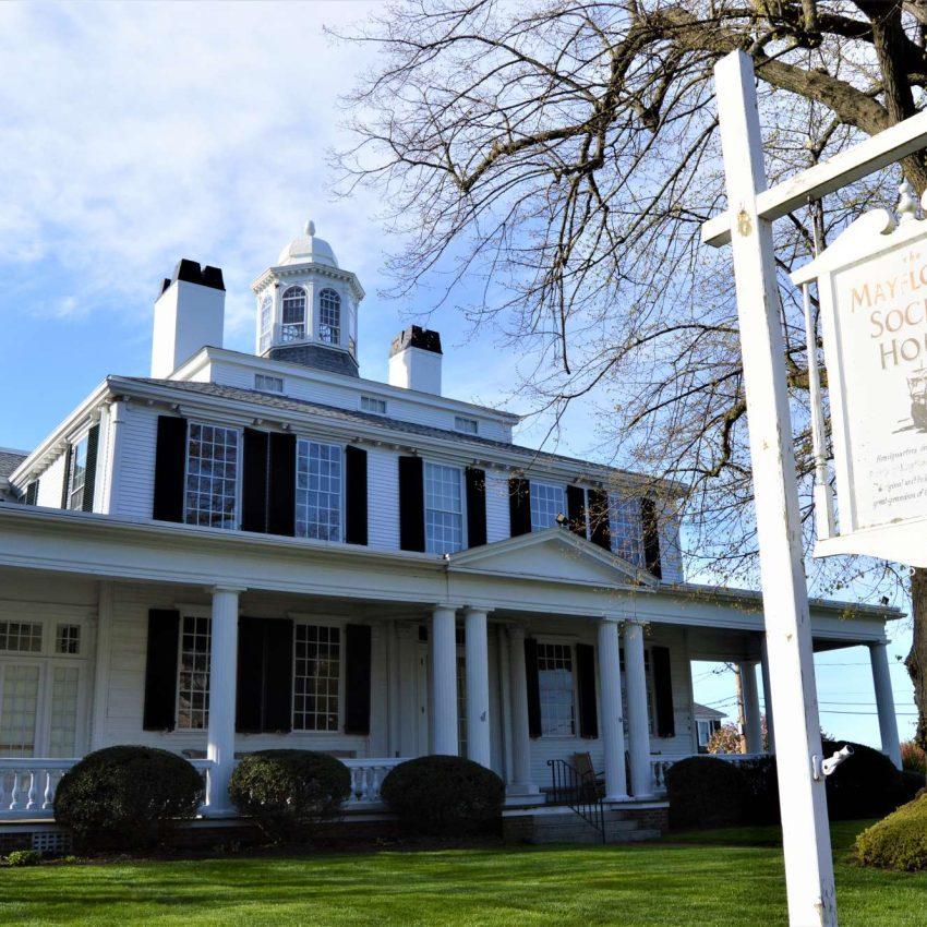 Mayflower Society House Museum