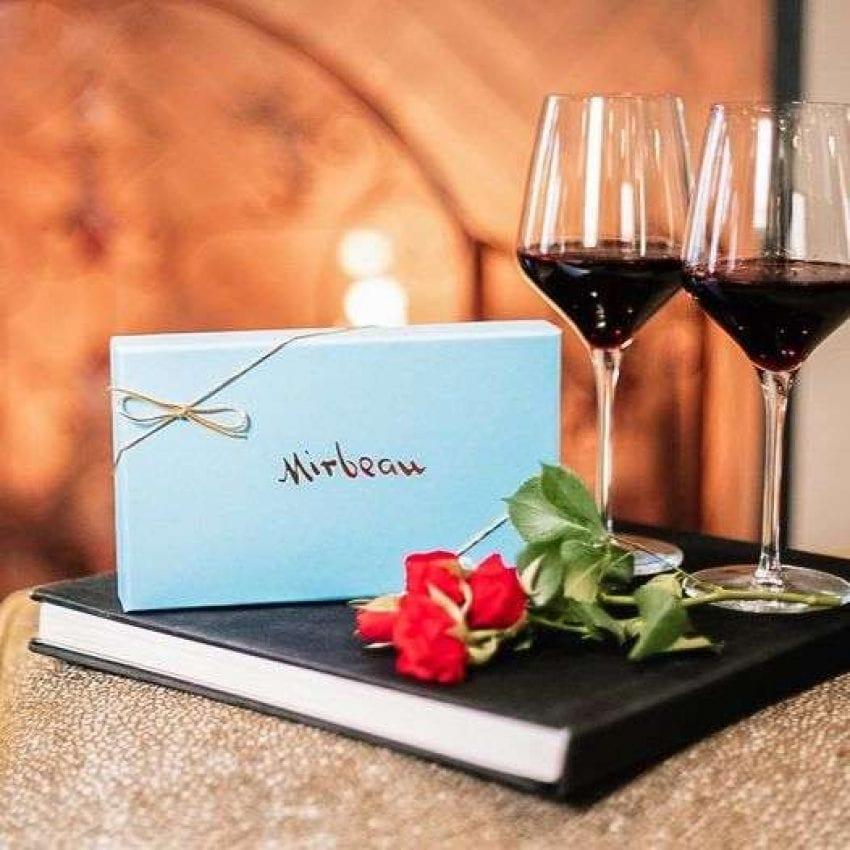Mirbeau Dining Bistro wine