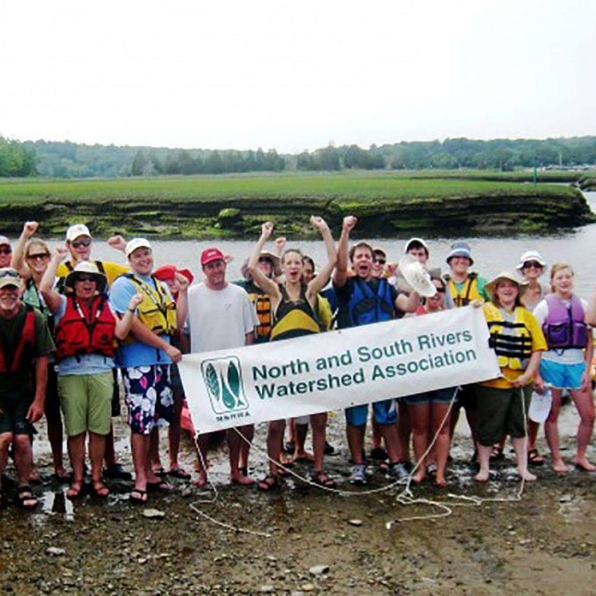 North & South River Watershed Association Norwell MA NSRWA