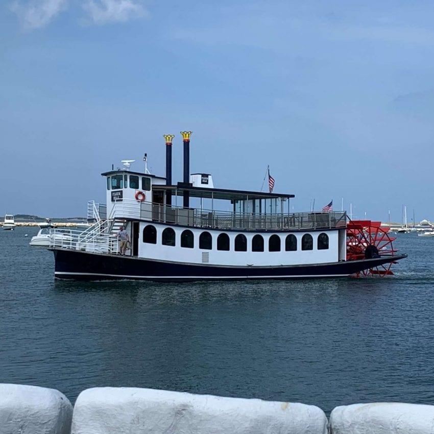 Captain John Boats Pilgrim Belle