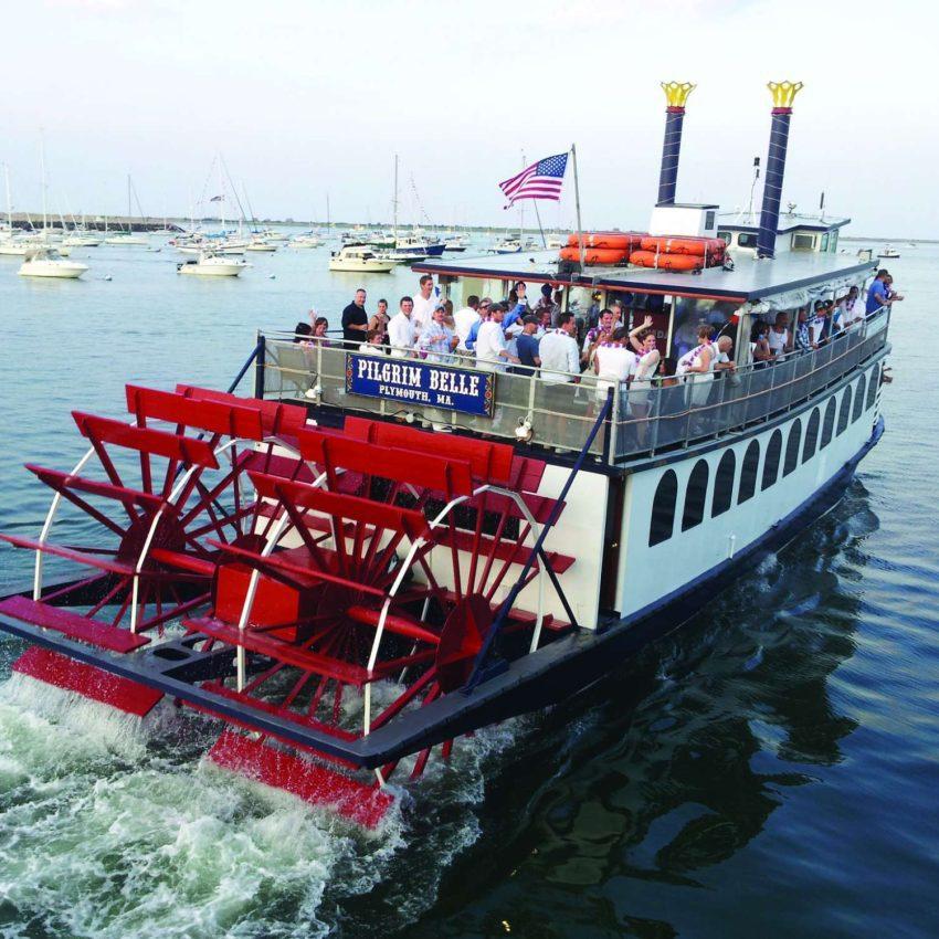Capt John Boats Pilgrim Belle
