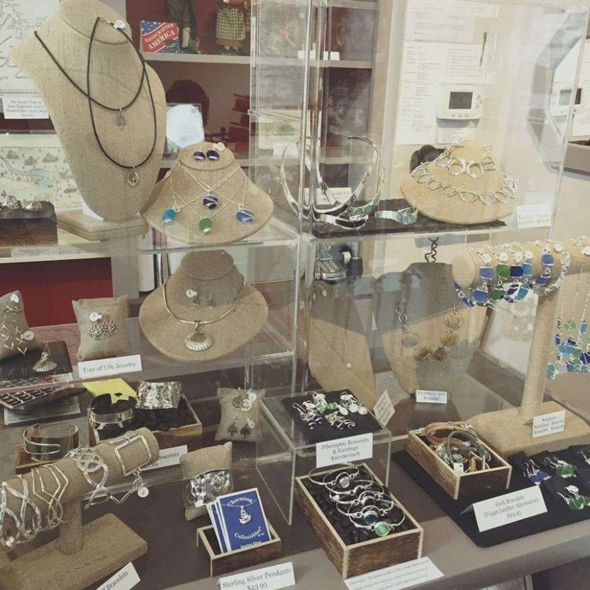 Pilgrim Hall Museum Gift Shop
