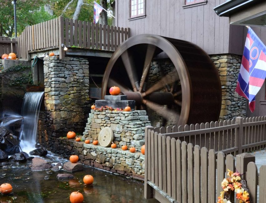 Plimoth Grist Mill at Jenney Pond Ted Curtin photo