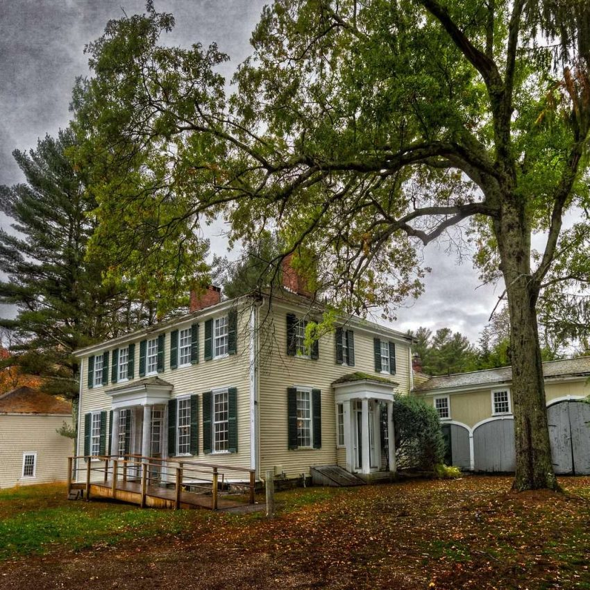 The Oliver House Middleboro MA