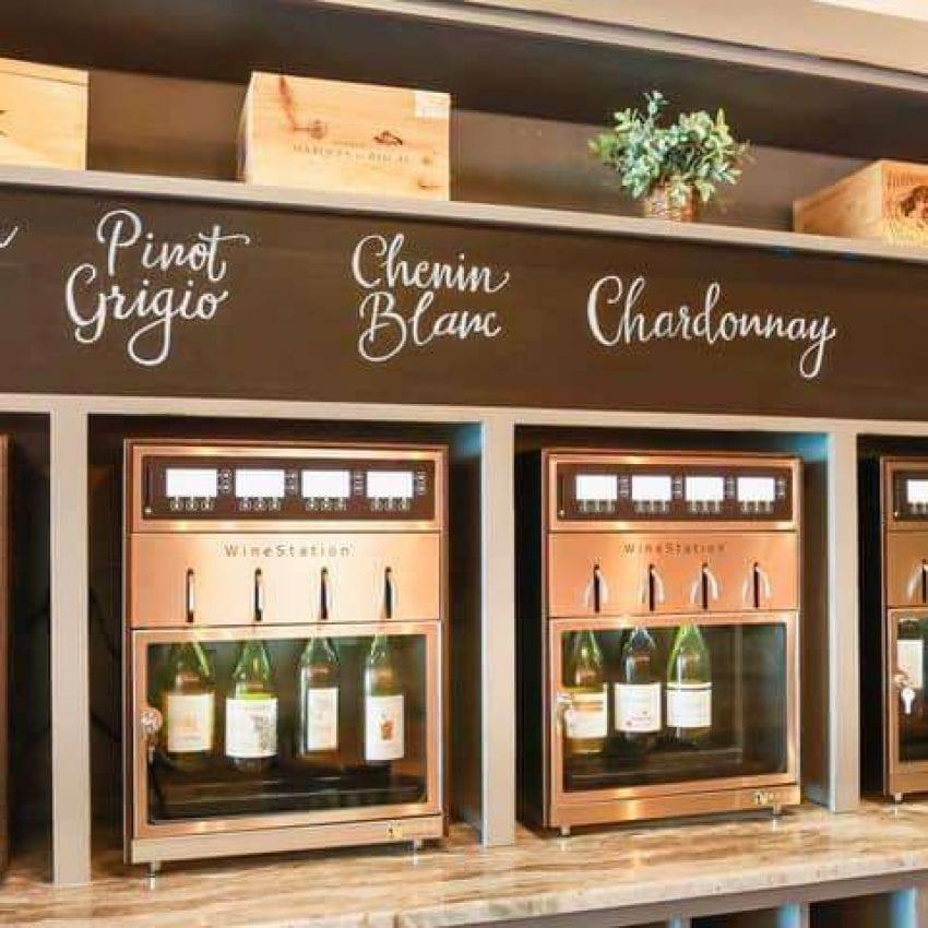 Uva Self Serve Wine Bar