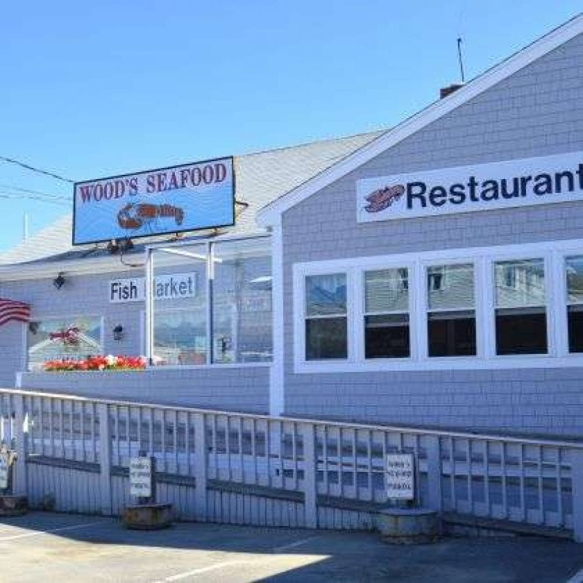 Wood's Seafood & Seafood Market Plymouth MA