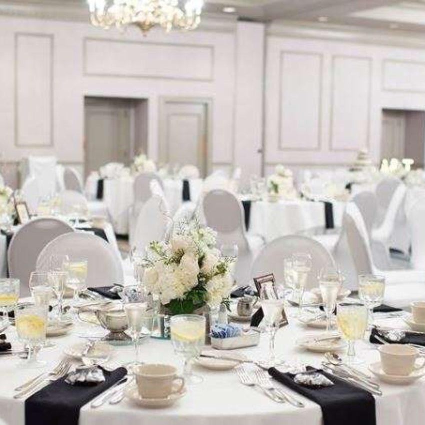 Hotel 1620 wedding