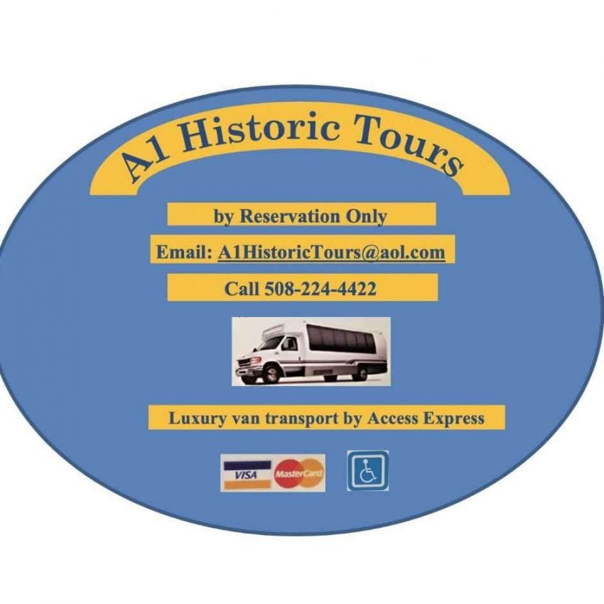 A1 Historic Tours Plymouth MA