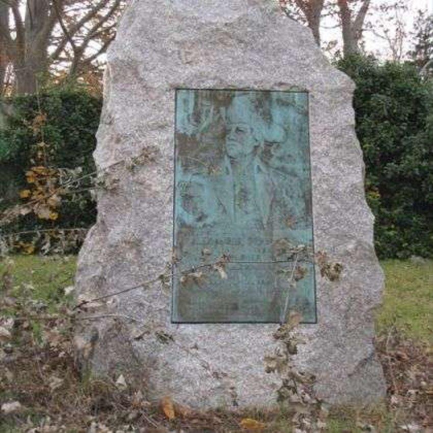 Alexander Scammell Memorial