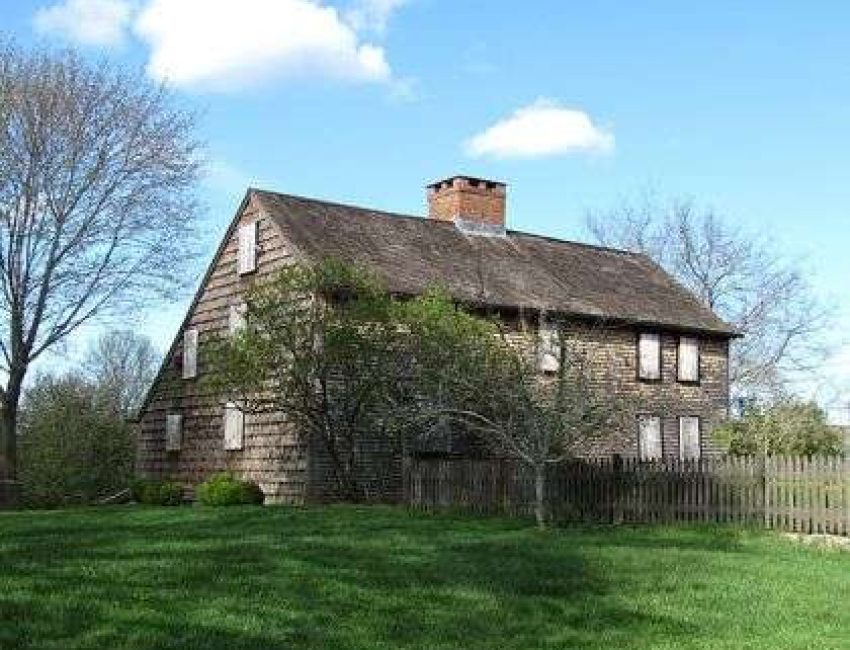 Major John Bradford Homestead Kingston MA