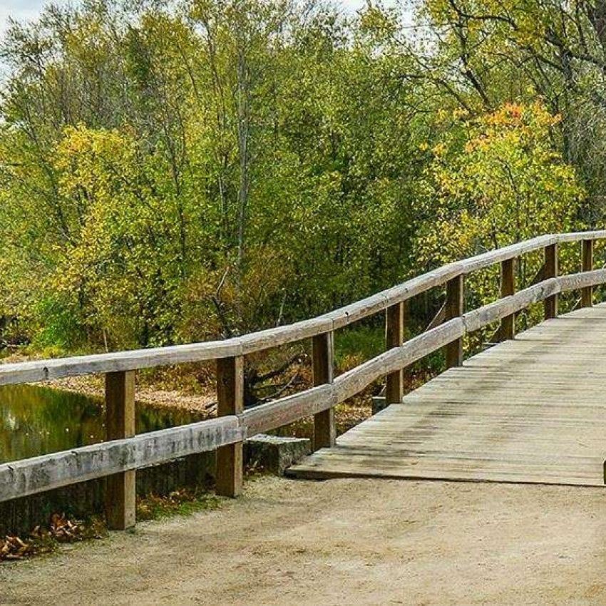 Concord MA bridge