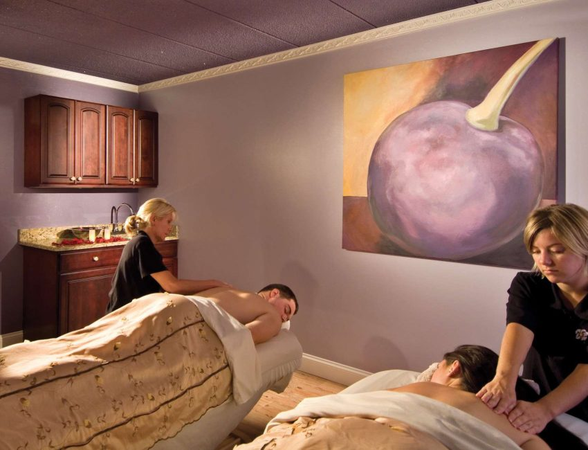 Beach Plum Spa at Dan'l Webster Inn