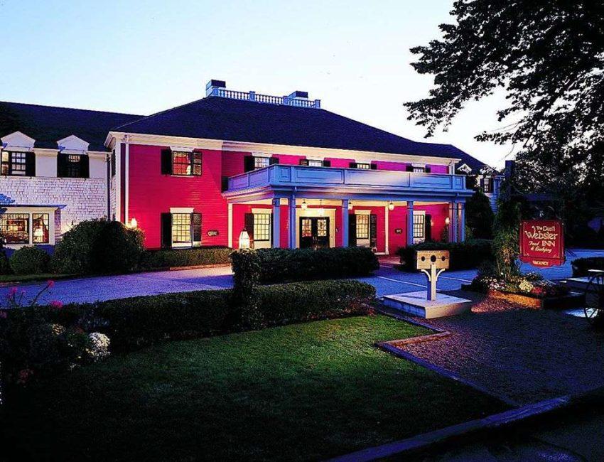 Dan'l Webster Inn & Spa Restaurant