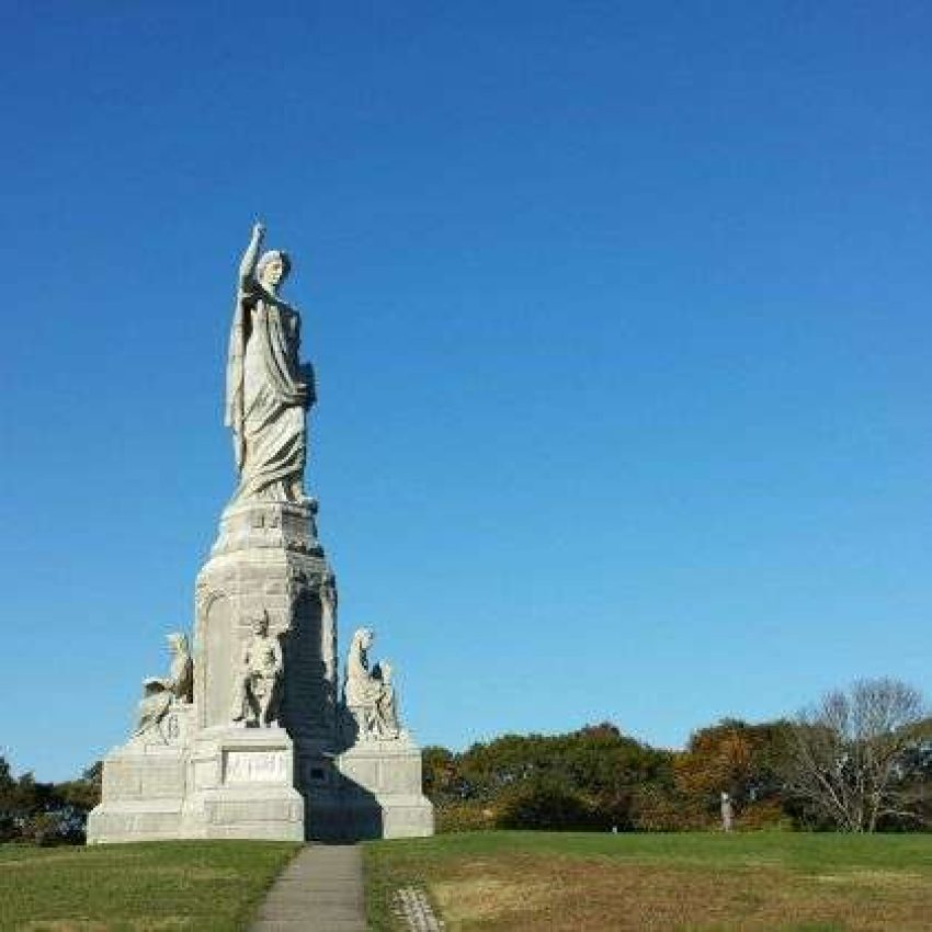 Forefathers Monument Plymouth MA