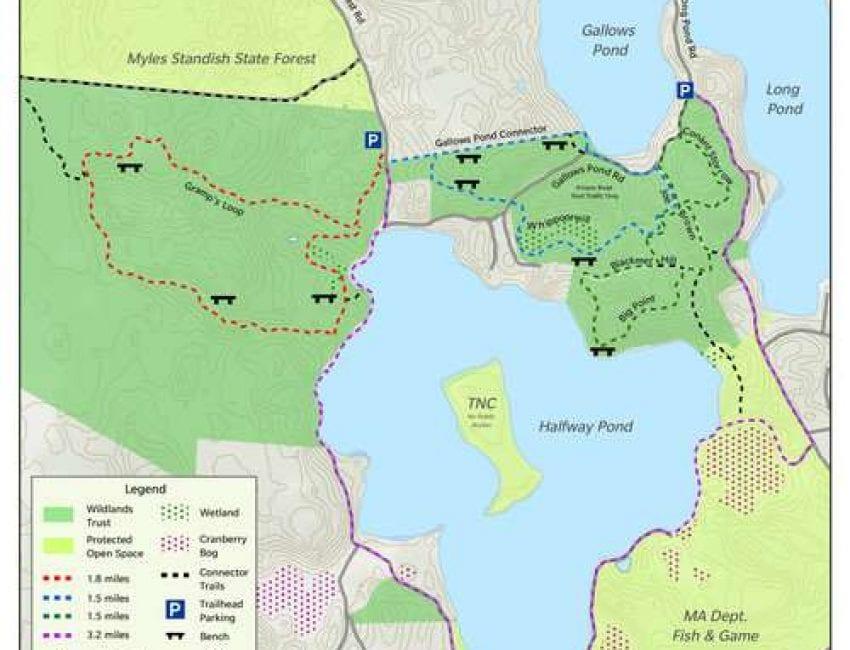 Halfway Pond Conservation Area