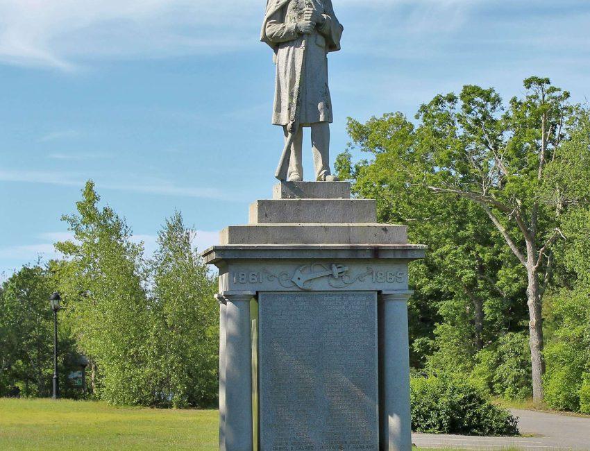 Hanson Civil War Memorial