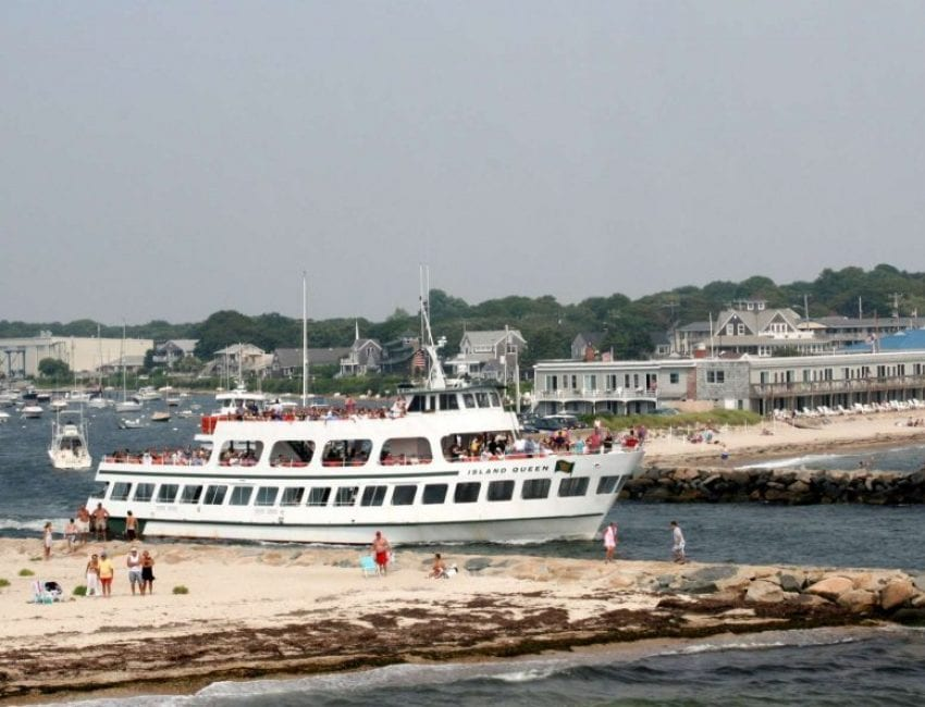 Island Queen Falmouth MA