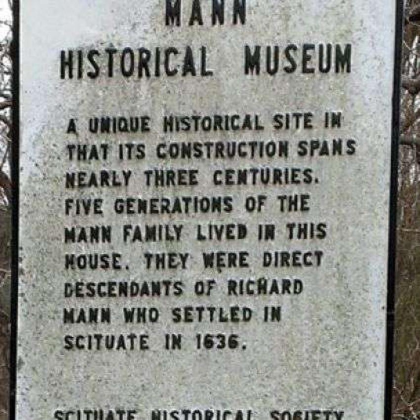 Mann Farmhouse