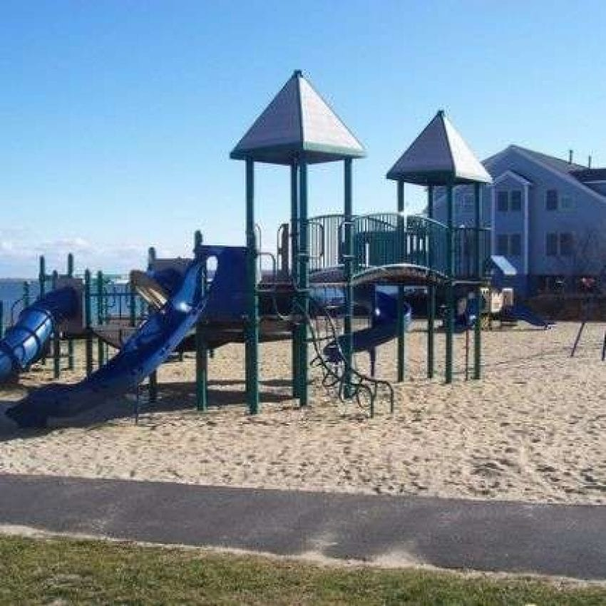 Nelson Park playground