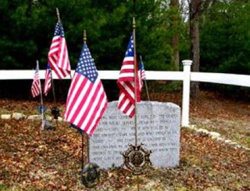 Parting Ways Cemetery