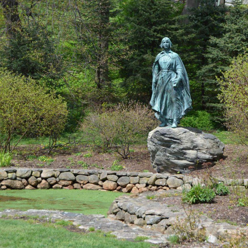 Pilgrim Maiden