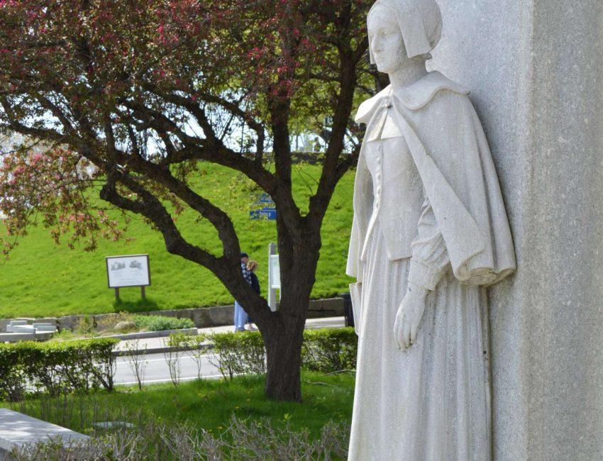Pilgrim Mother