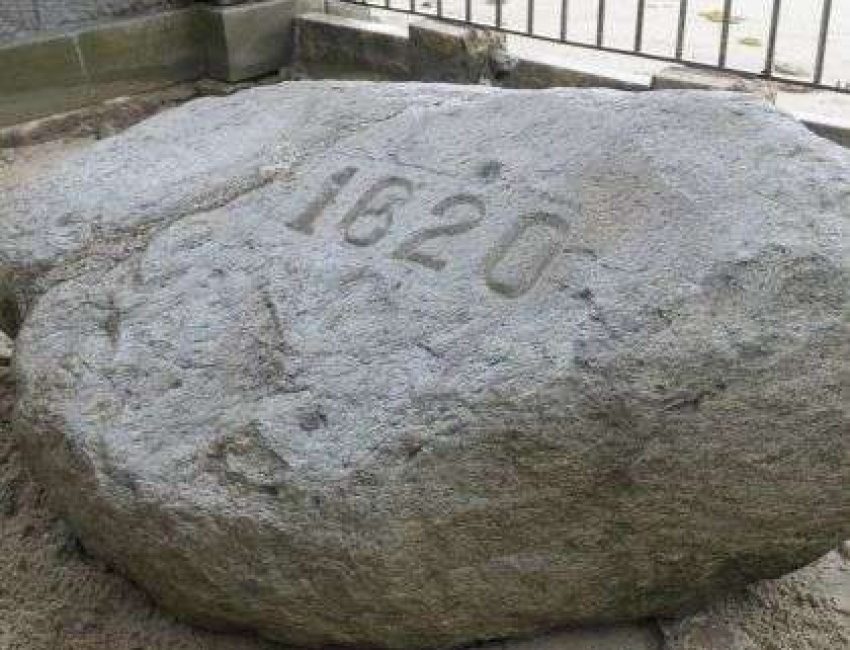 Plymouth Rock Walk Tours