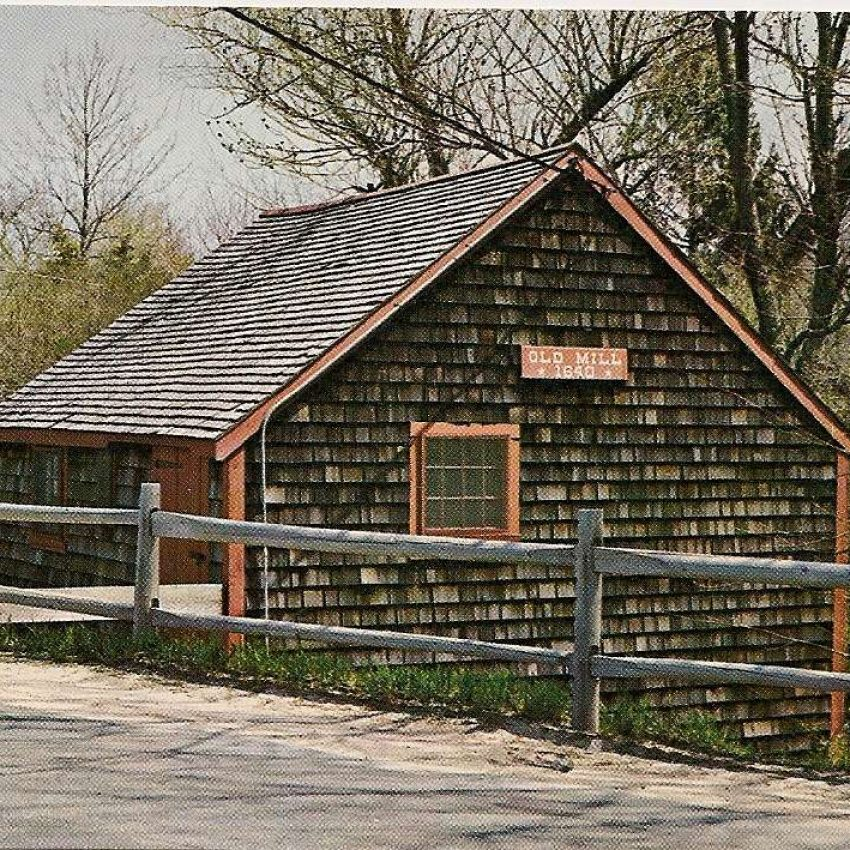 Stockbridge Mill 1640
