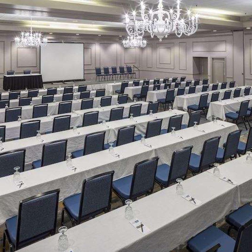 Hotel 1620 meeting room