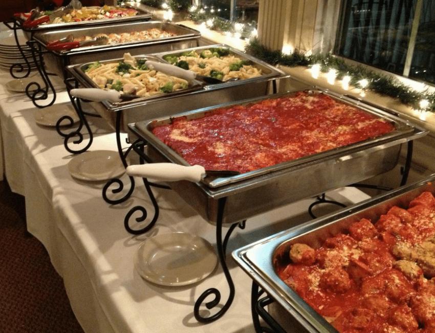Mamma Mias catering