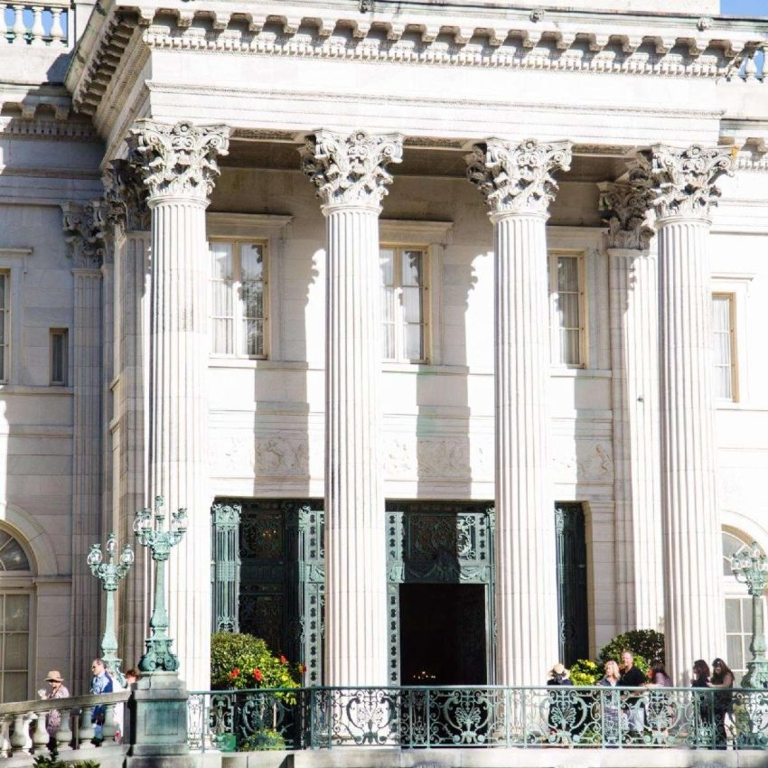 Marble House at Newport Mansions