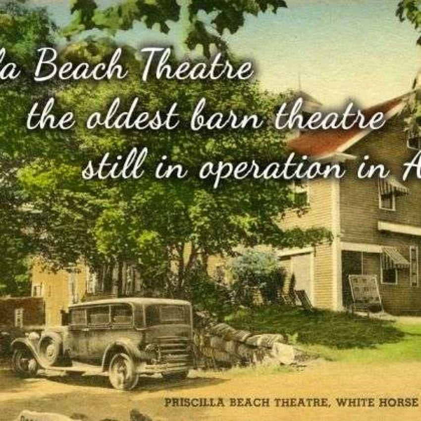 Priscilla Beach Theatre