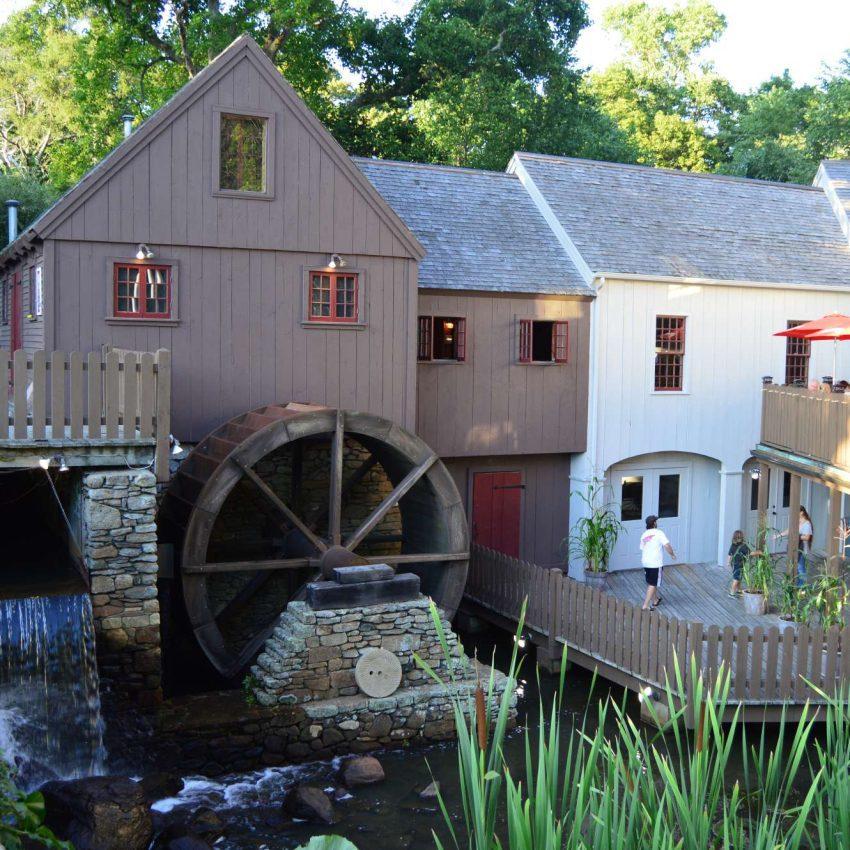 Plimoth Grist Mill