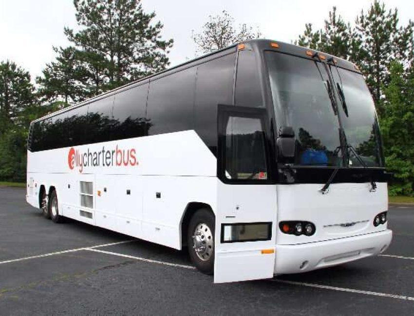 Ally Charter Bus Boston