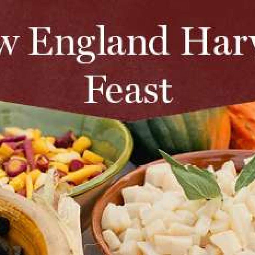 Plimoth Plantation New England Harvest Feast