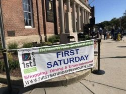 First Saturdays Plymouth
