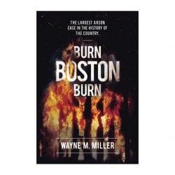 Fall Author Talks Burn Boston Burn