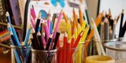 Fuller Craft Museum Kids Drawing