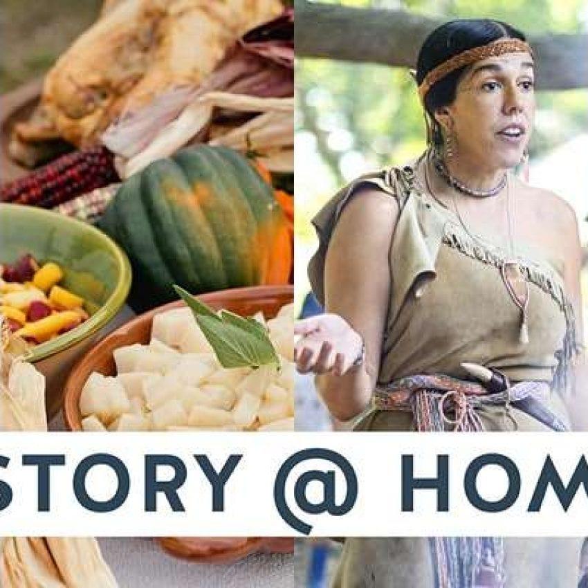 History at Home Plimoth Plantation