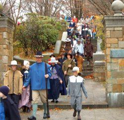 Pilgrims Progress Burial Hill