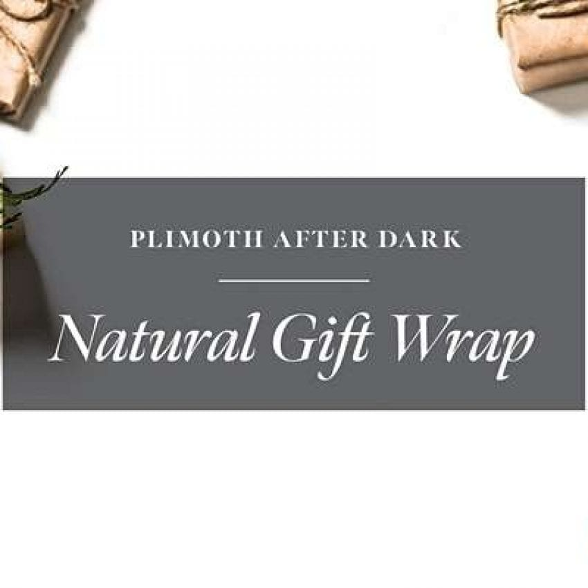 Plimoth After Dark Natural Gift Wrapping